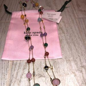 **SOLD** BNWT Kate Spade Semi-Precious Necklace